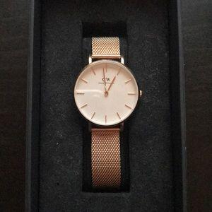 Daniel Wellington Rose Gold Women's Watch